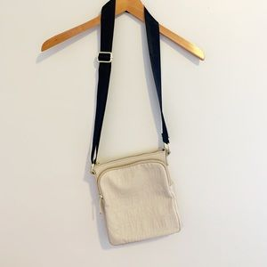 Steve Madden tan crossbody bag purse